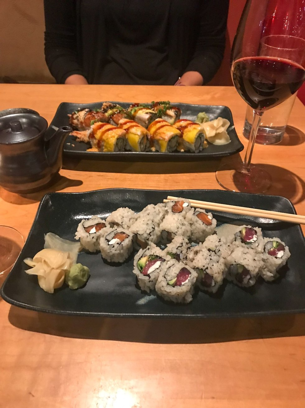 Best Places to Have Sushi in Raleigh - I'm Fixin' To - @mbg0112