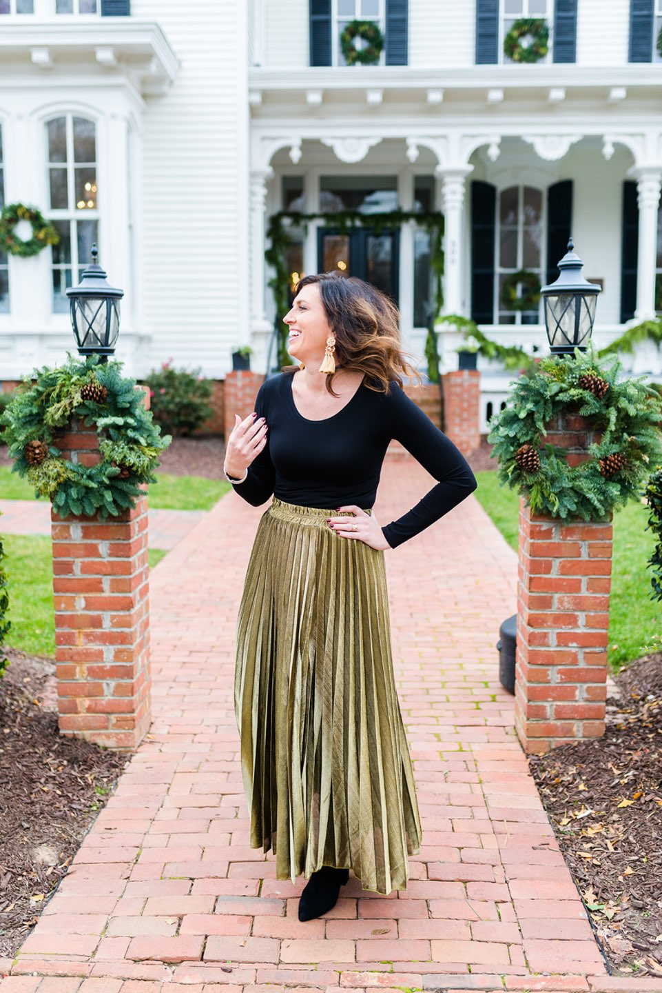 10 Most Popular Outfits from 2018 - I'm Fixin' To - @mbg0112 | Top 10 Most Popular Outfits featured by top North Carolina fashion blog: I'm Fixin' To
