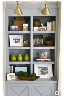 Inspiration Board: Modern Home Office Ideas - I'm Fixin' To - @mbg0112 | Modern Home Office Ideas featured by top US lifestyle blog, I'm Fixin' To