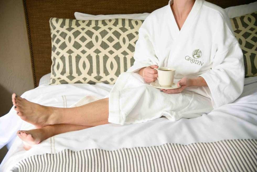 Top 10 Unique North Carolina Hotels - I'm Fixin' Top 10 Unique North Carolina Hotels featured by top North Carolina travel blog, I'm Fixin' To: the Graylyn Estate in Winston-Salem