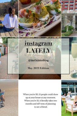 Welcome June + May 2019 Instagram Roundup - I'm Fixin' To - @mbg0112 | May instagram roundup featured by top US life and style blog, I'm Fixin' To