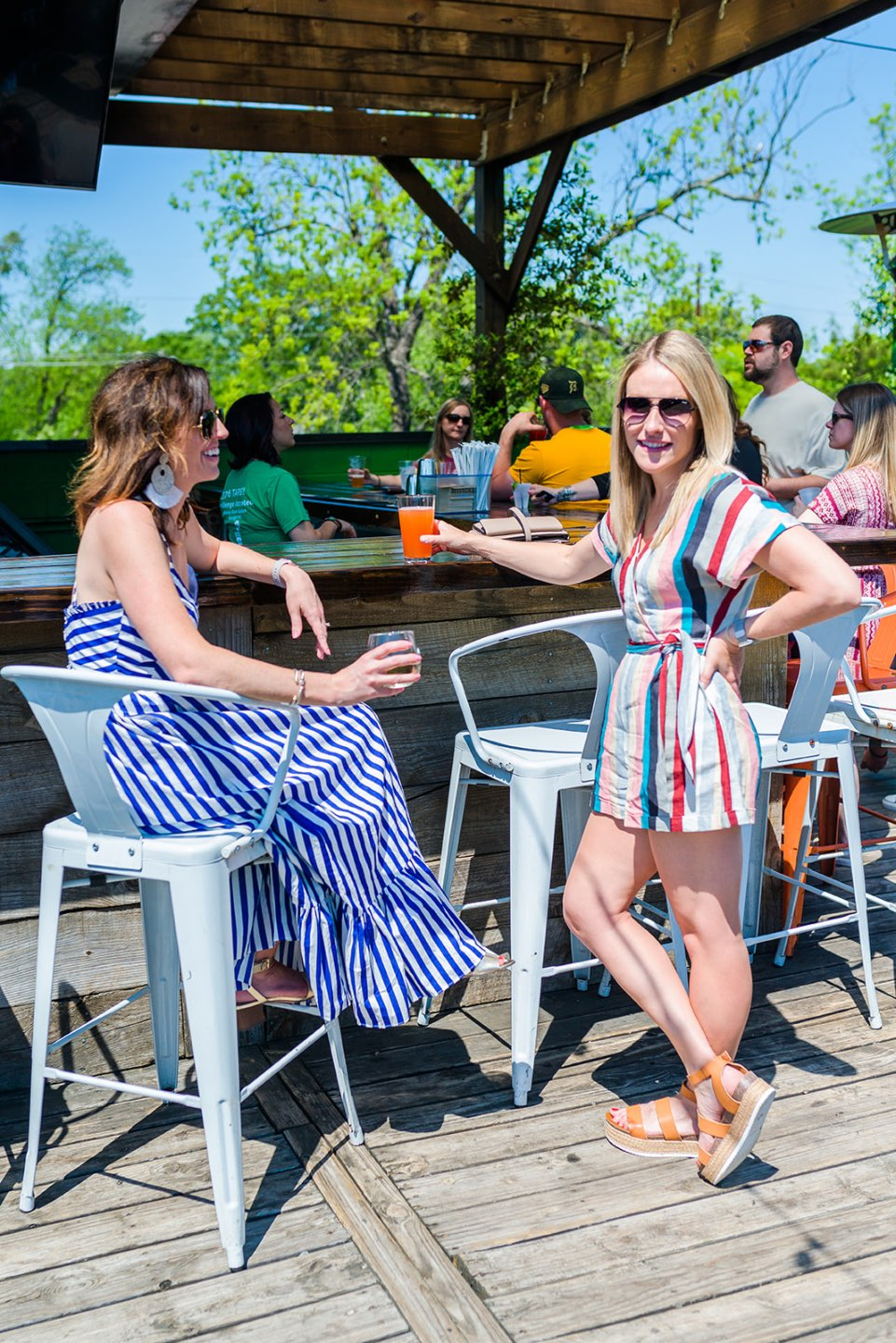 Rooftop Bars in Raleigh NC featured by top North Carolina blog I'm Fixin' To