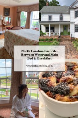 North Carolina Favorite: Between Water and Main Bed & Breakfast in Belhaven - I'm Fixin' To - @mbg0112