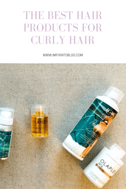 Top 10 Best Hair Products for Curly Hair - I'm Fixin' To - @mbg0112