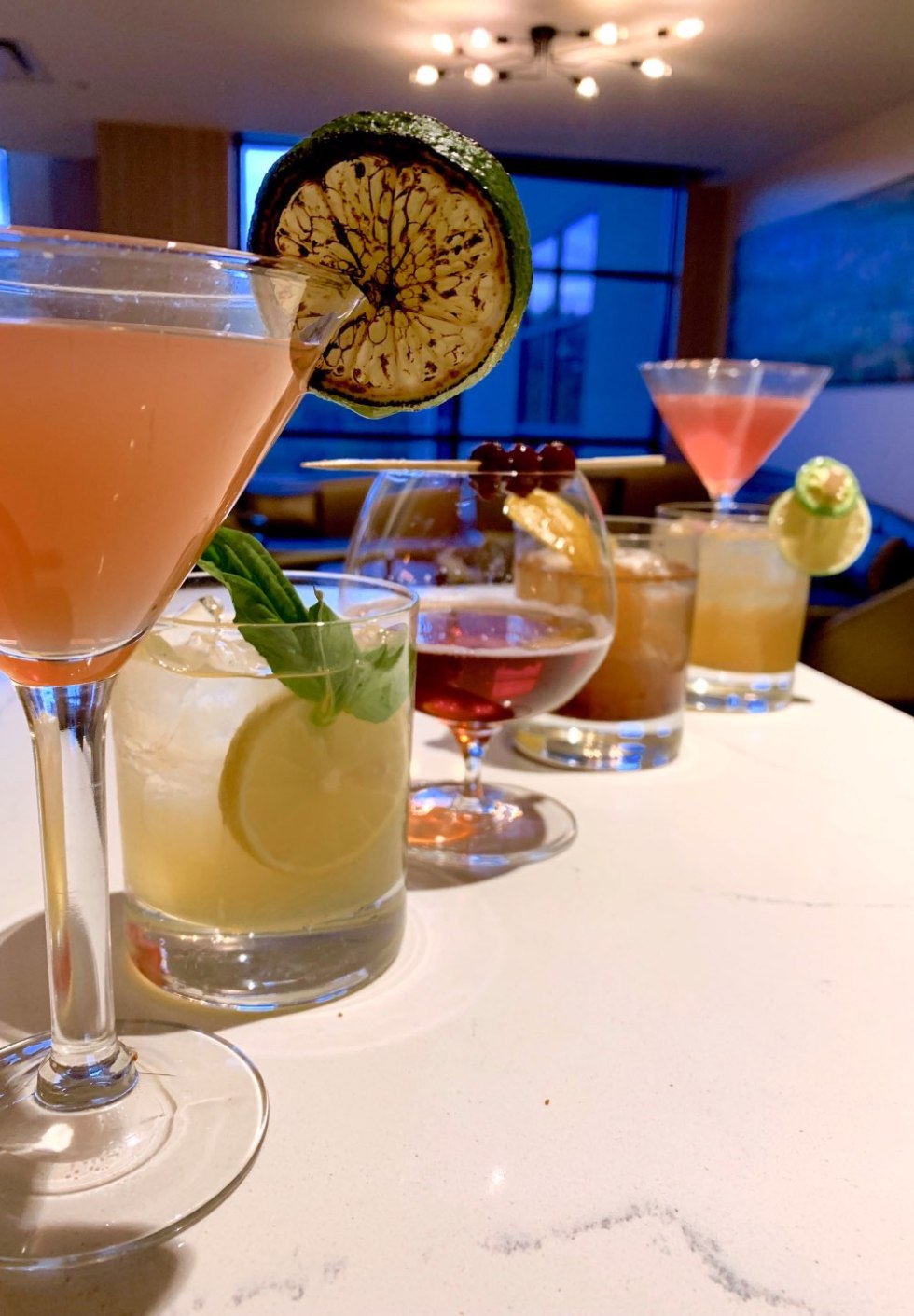 Top 7 Bars in the Triangle to Celebrate the Holidays featured by top NC blog, I'm Fixin' To: 41Hundred Lounge