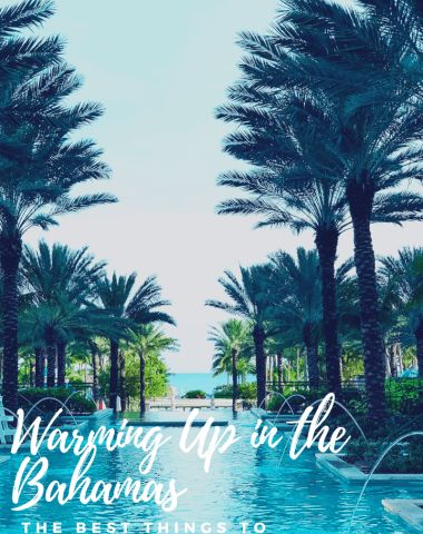 Warming Up in the Bahamas: the Best Things to Do at Baha Mar - I'm Fixin' To - @mbg0112