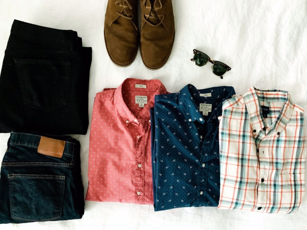 A Recent J Crew Haul for Men: 12 Must Haves for Spring - I'm Fixin' To - @mbg0112