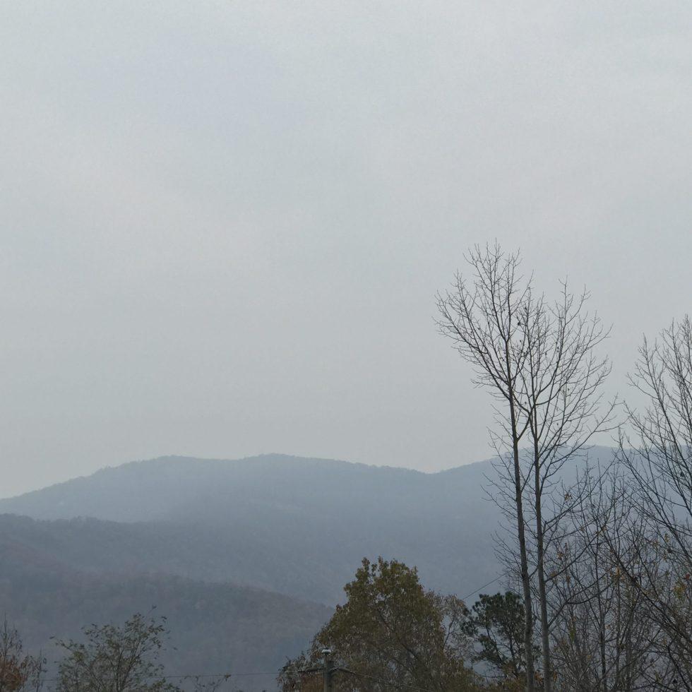 North Carolina Destinations by popular North Carolina blog, I'm Fixin' To: image of Black Mountain.