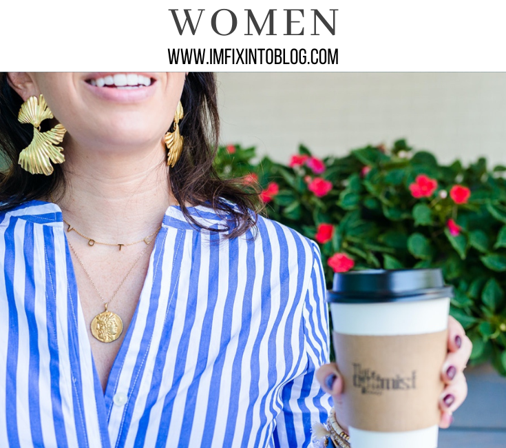 Civic Engagement Fashion Top Picks for Women - I'm Fixin' To - @mbg0112