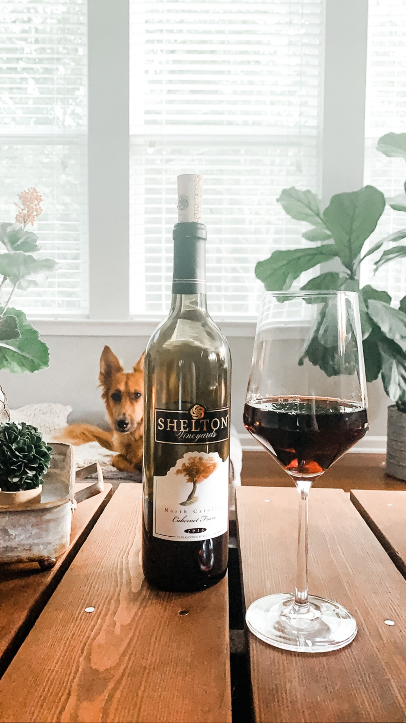 Top 5 Wine Glass Styles to Add to your Collection - I'm Fixin' To - @mbg0112   Wine Glass Styles by popular N.C. life and style blog, I'm Fixin' To: image of Schott Zwiesel Cabernet glass.