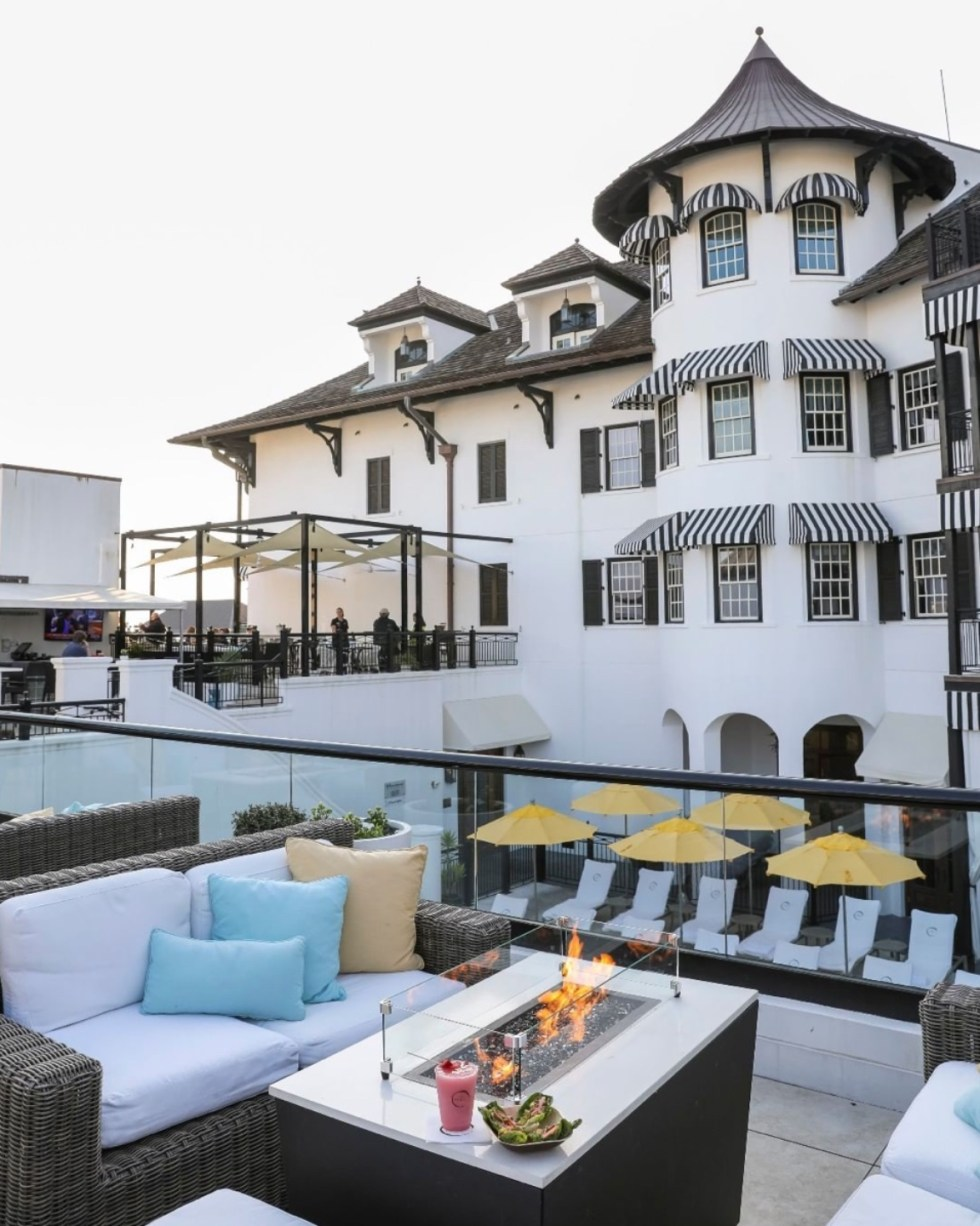 9 Hotels on My Radar - I'm Fixin' To - @imfixintoblog |Hotels to Visit by popular NC travel blog, I'm Fixin' To: image of The Pearl at Rosemary Beach.