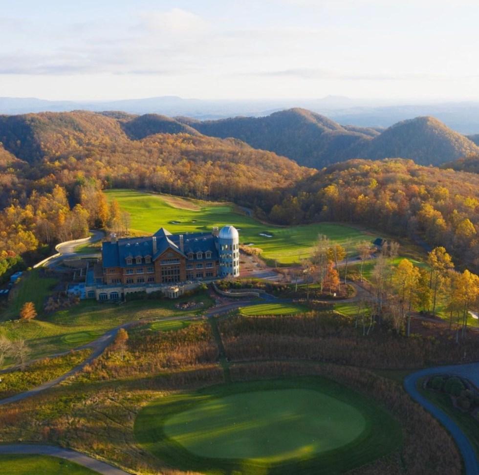 9 Hotels on My Radar - I'm Fixin' To - @imfixintoblog |Hotels to Visit by popular NC travel blog, I'm Fixin' To: image of Primland Resort.