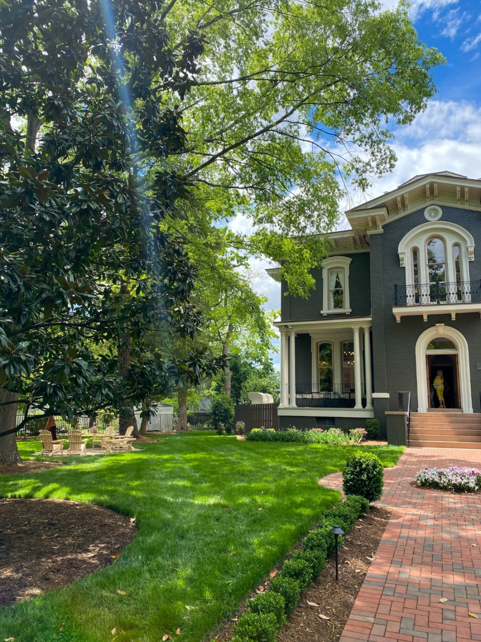 Boutique Hotels in Raleigh, NC: Heights House Hotel Preview - I'm Fixin' To - @imfixintoblog