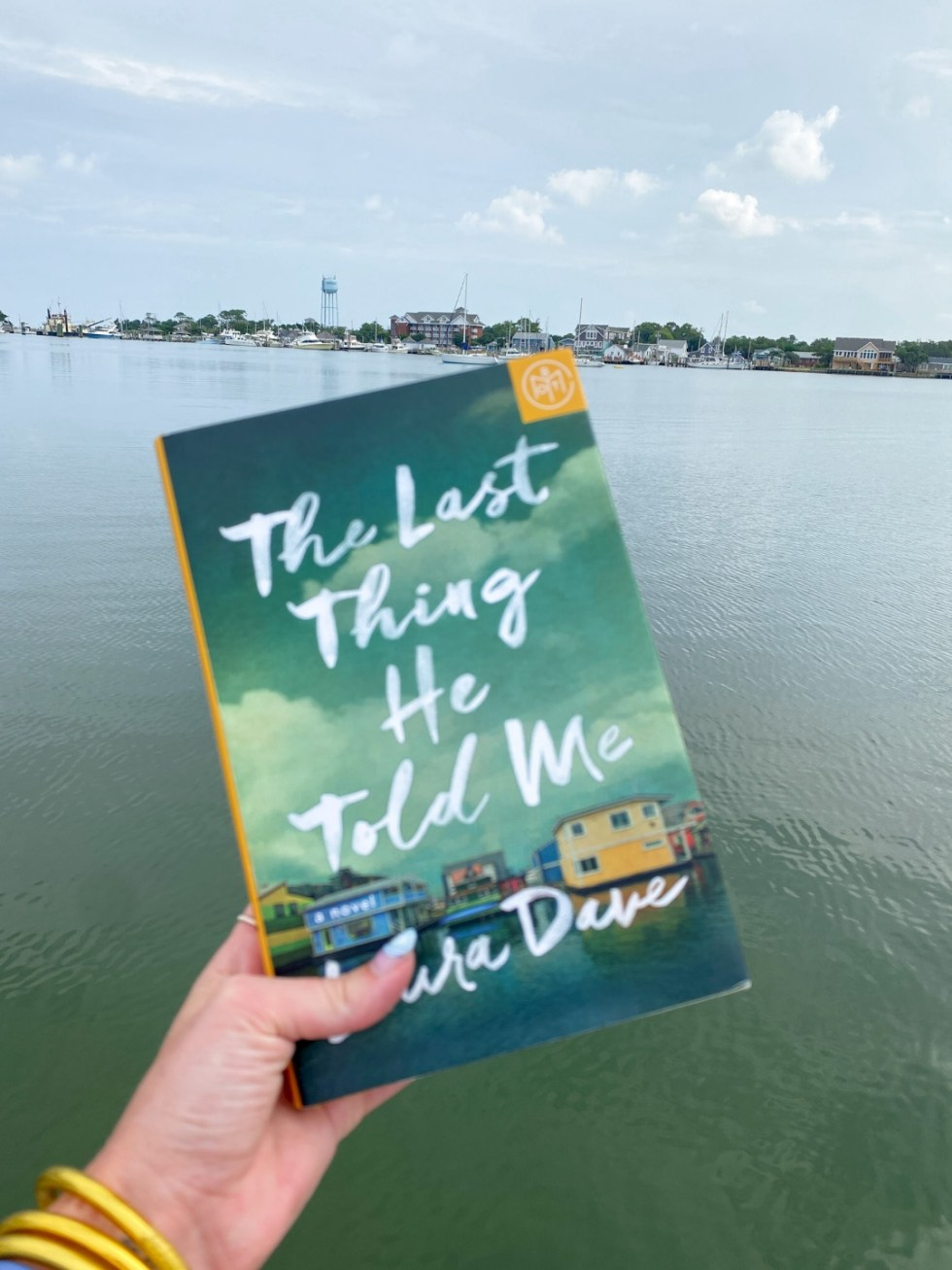 2021 Reading List: What I've Read So Far - I'm Fixin' To - @imfixintoblog | 2021 Reading List by popular NC lifestyle blog, I'm Fixin' To: image of The Last Thing He Told Me.