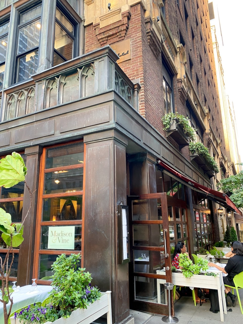 NYC Summer Weekend: Things to Do in NYC in the Summer - I'm Fixin' To - @imfixintoblog   NYC Summer Weekend by popular NC travel blog, I'm Fixin' To: image of Madison and Vine.