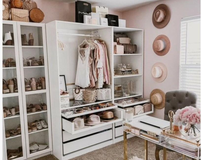 Master Closet Organization Ideas - I'm Fixin' To - @imfixintoblog