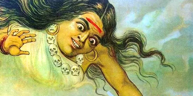 Myth of Dhundi