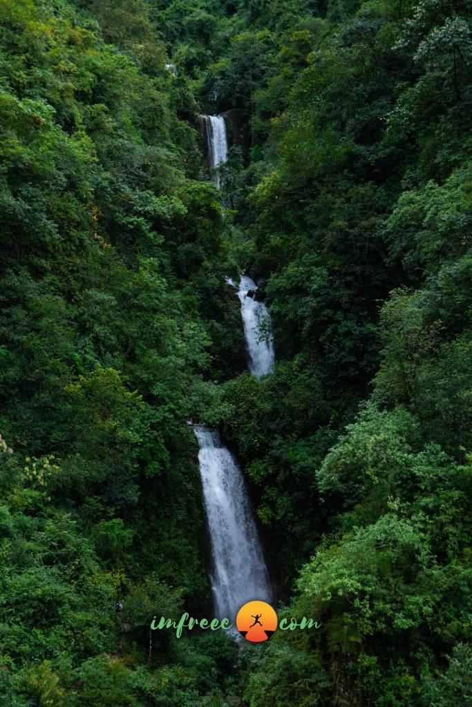 Simba Falls, Lalitpur, Nepal