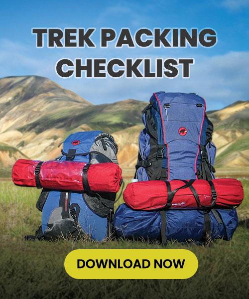 Download Trek Packing Checklist Imfreee