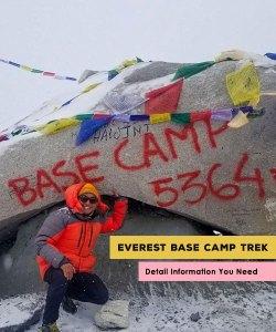 Everest Base Camp Trek - Detail Information you need