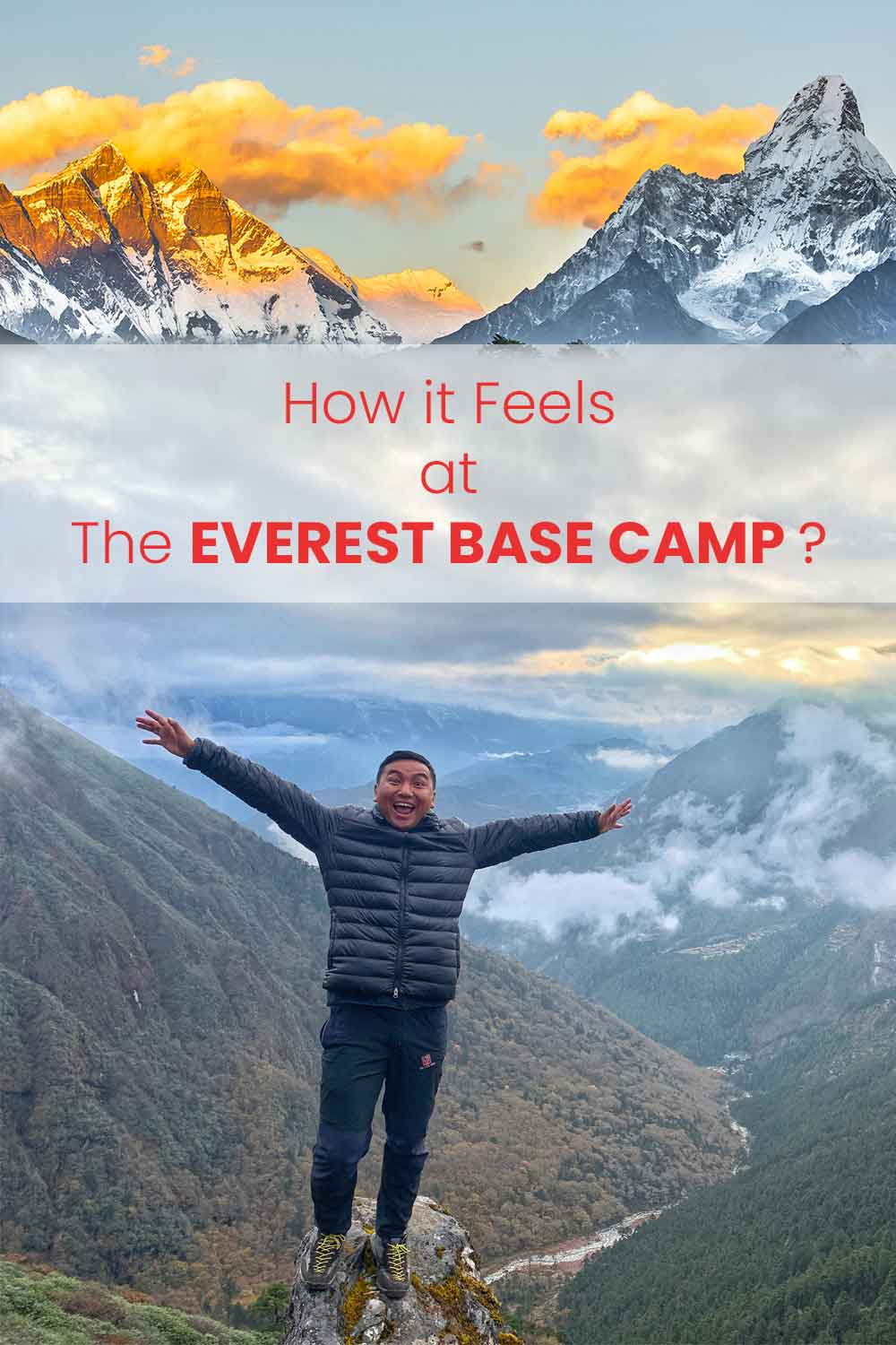 Everest Base Camp Trek - Imfreee