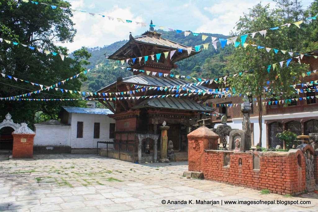Ichangunarayan Temple, Nagarjun, Jamacho, Kathmandu
