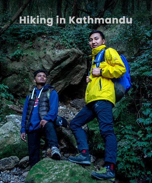 Hiking in Kathmandu - Imfreee.Com