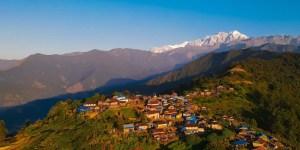 Besisahar to Pokhara Trek via Ghalegaun, Ghanpokhara, Bhujung and Pasgaun