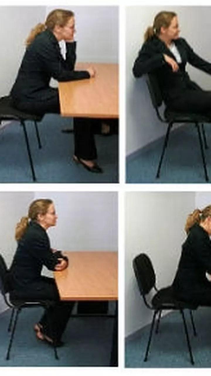embauche adoptez la bonne posture