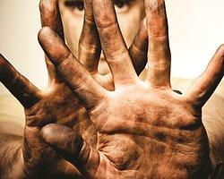 Ellerinizi kirletmeyin.