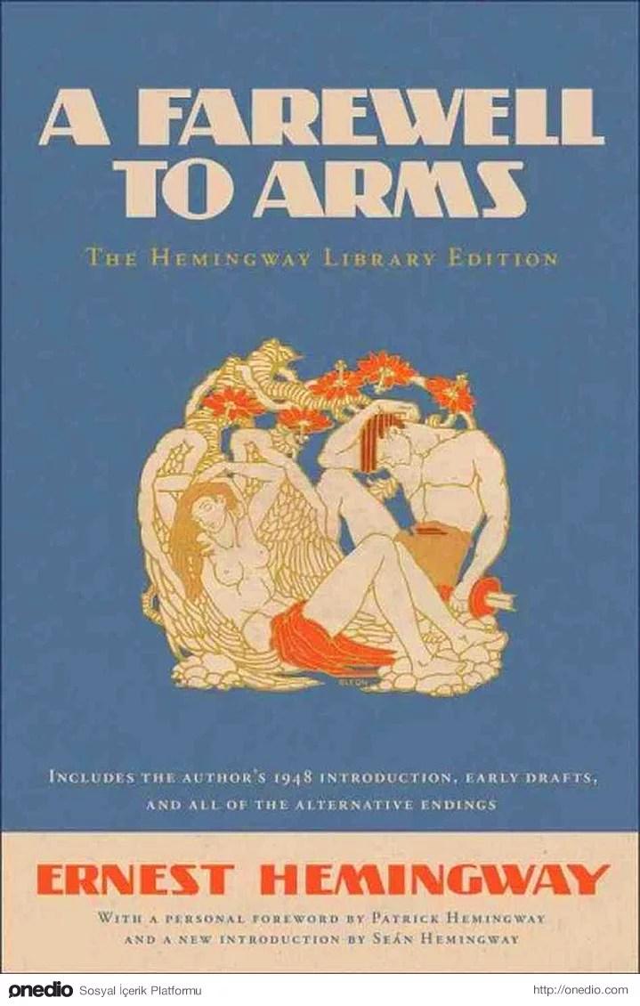 20. Silahlara Veda – Ernest Hemingway