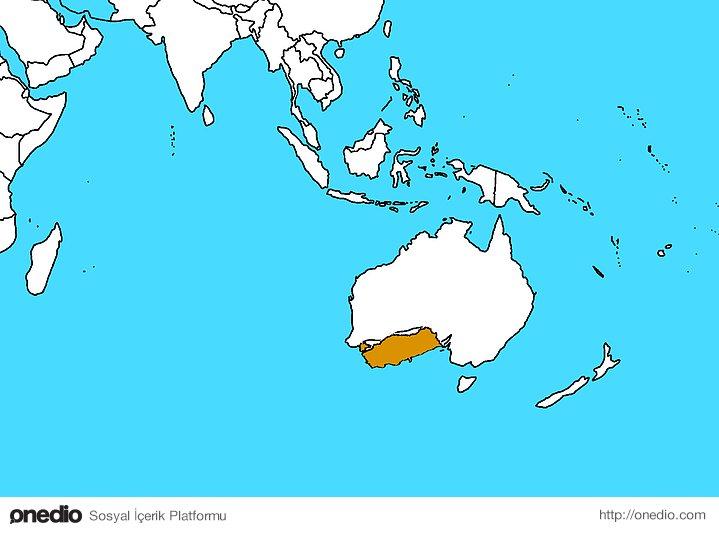 Avustralya ve Hint Okyanusu