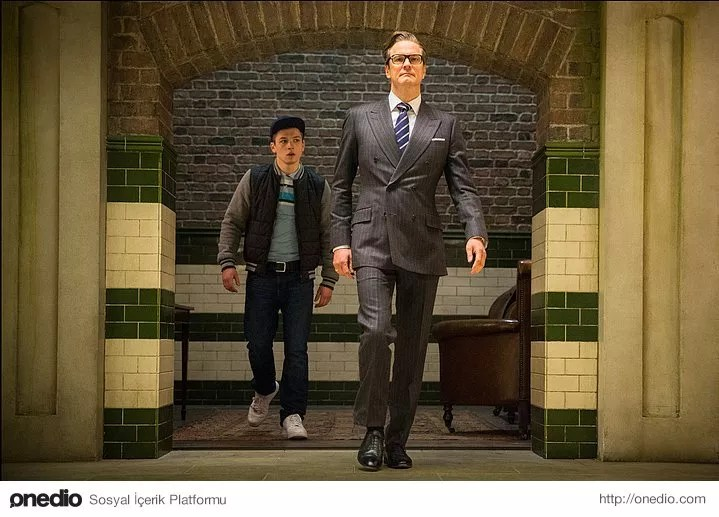 #7 Kingsman: Gizli Servis / Kingsman: The Secret Service
