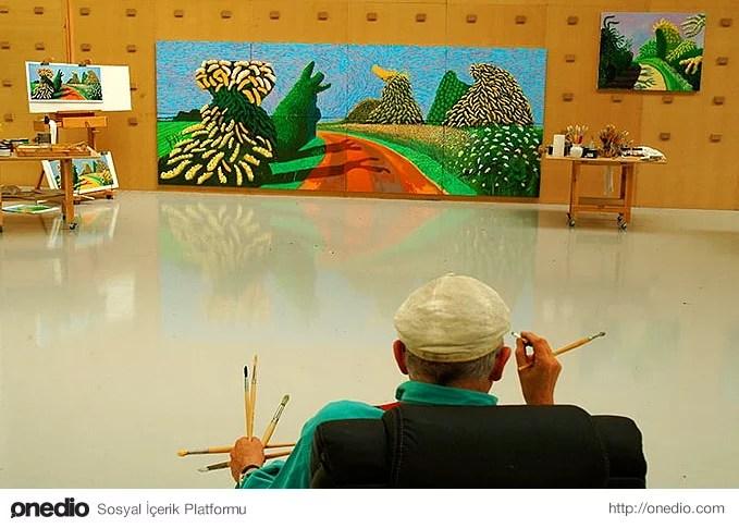 14. David Hockney