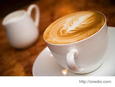 Café au lait - Fransa
