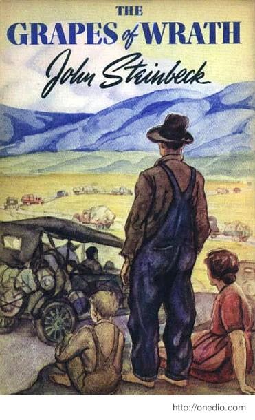 3. Gazap Üzümleri – John Steinbeck