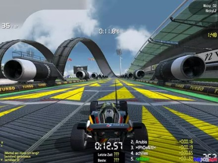 Free Car games TrackMania Nations