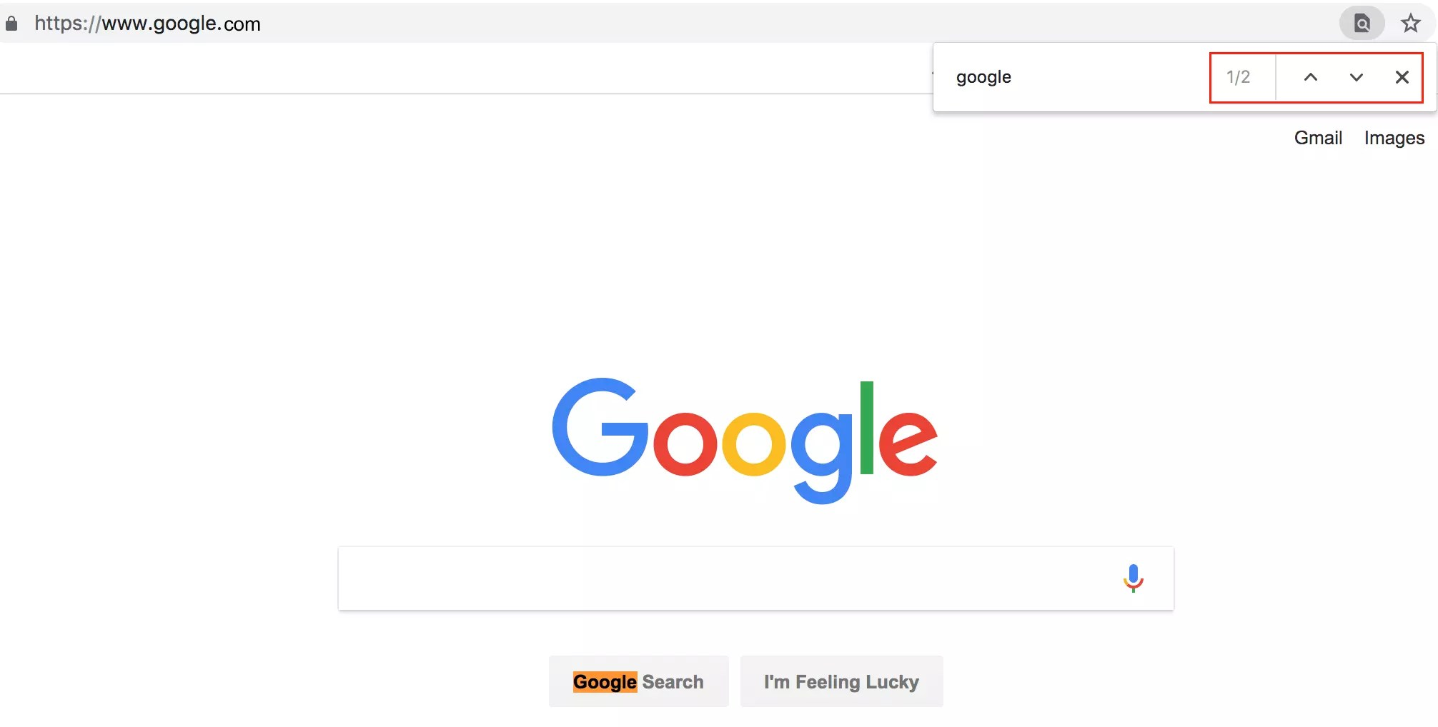 How To Search For A Word Within A Chrome Webpage
