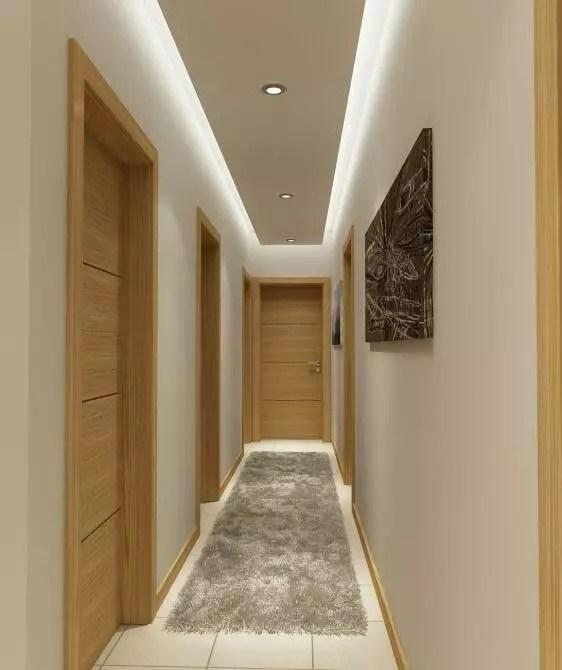 quelles couleurs pour un couloir