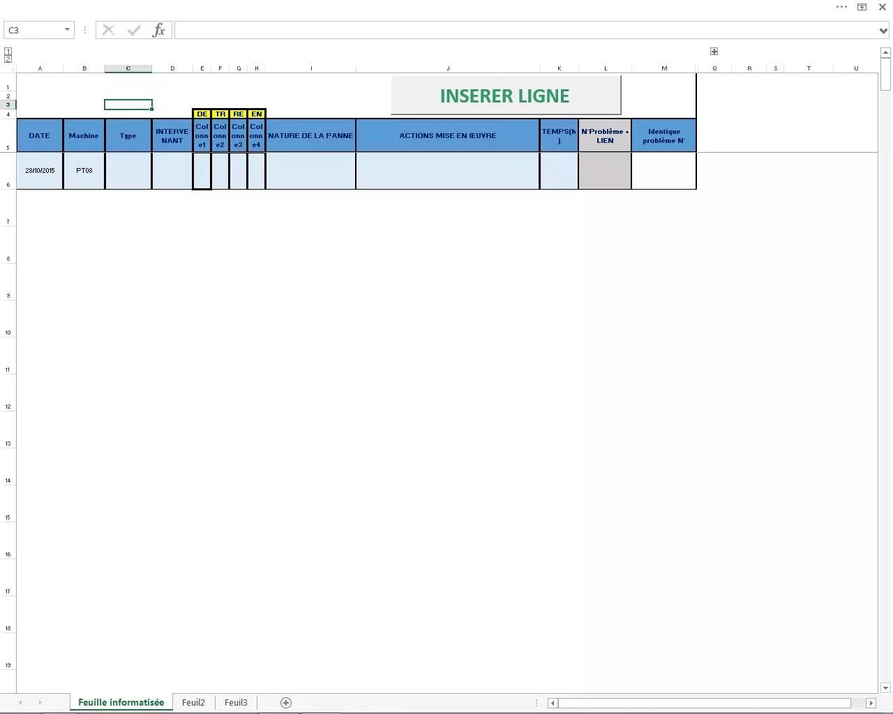 Creation Dossier Par Rapport A Une Valeur Cellule Excel