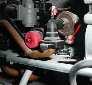 pression chaudiere a 0 bar chauffage