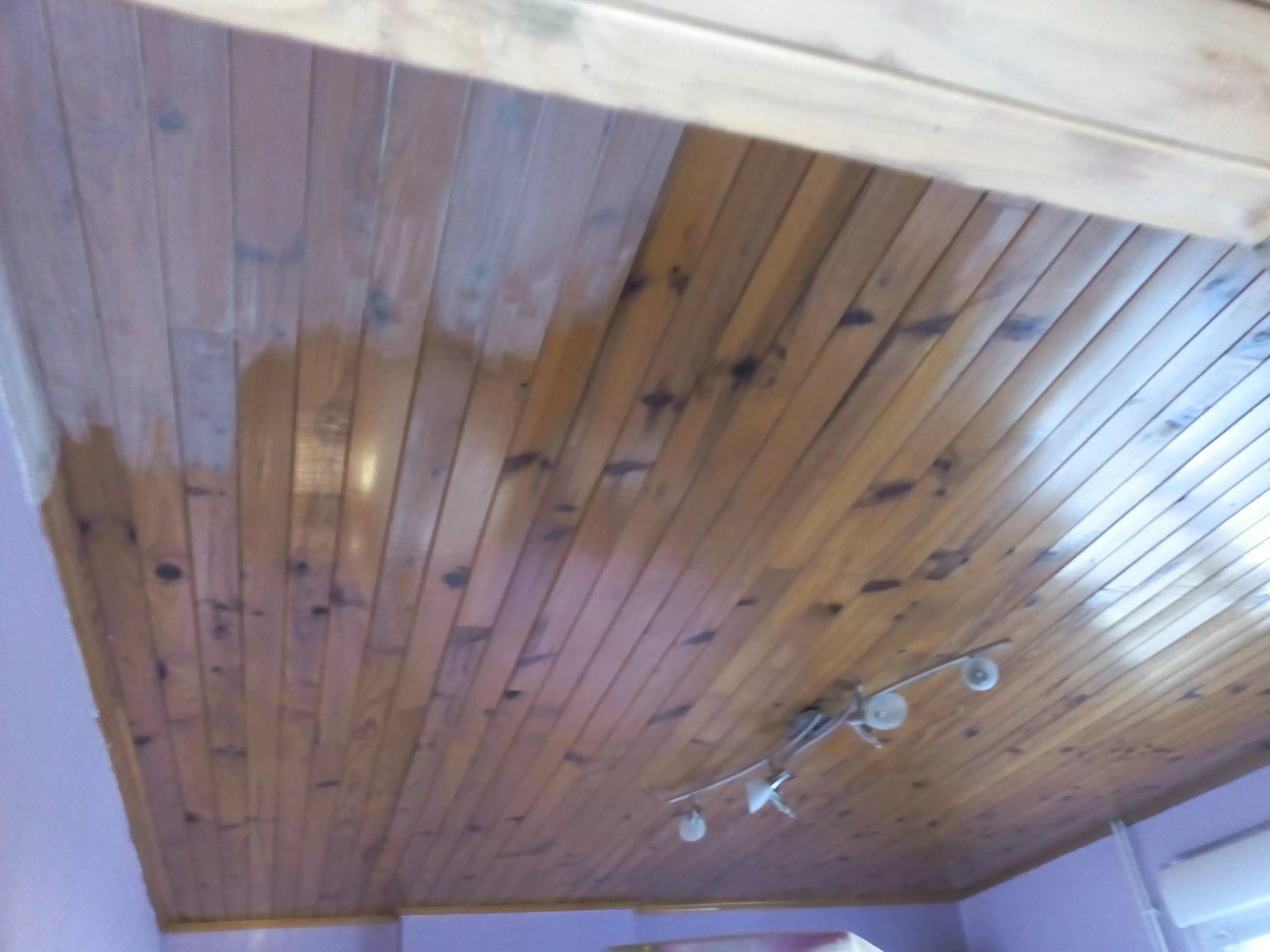 plafond verni a repeindre forum