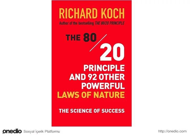 80/20 İlkesi - Richard Koch