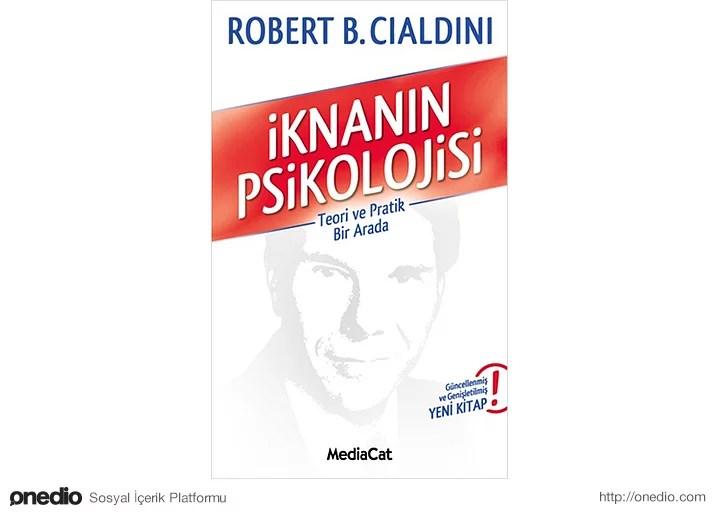 İknanın Psikolojisi - Robert Cialdini