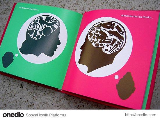 Erkeğin Kadının Kafasındakiler Algısı vs Kadının Erkeğin Kafasındakiler Algısı