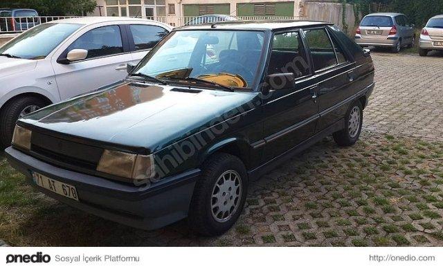 91 Model Renault 11