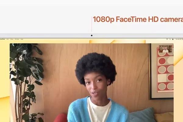 Les nouveaux iMac seront optimisés pour la vidéo et le son - Keynote Apple 2021 ©