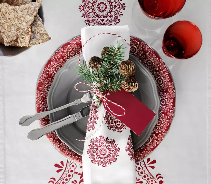 Linge De Table Vinter D Ikea