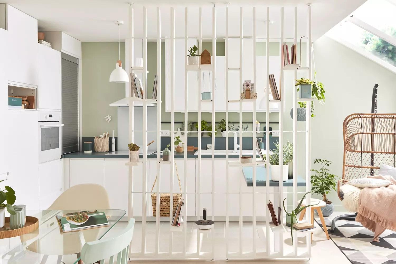 Separer La Cuisine Du Salon 10 Idees Pour S Inspirer