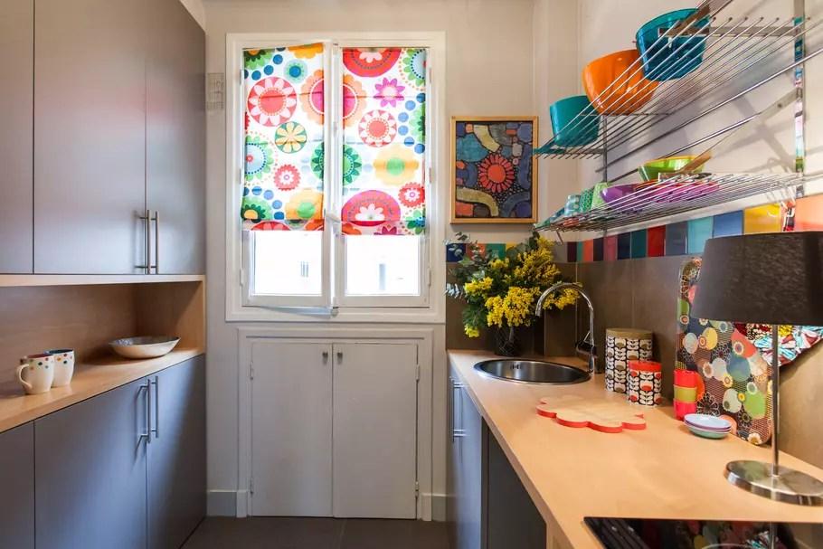 quel rideau dans une cuisine